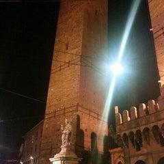 Photo taken at Torre Degli Asinelli by Alberto M. on 11/23/2012