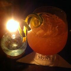 Photo taken at MyNY Bar by Catarina M. on 6/13/2013