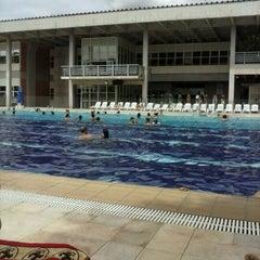 Photo taken at Sesc Araraquara by Naldo S. on 12/1/2012
