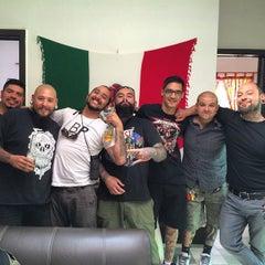 Photo taken at Hostal Casa Vieja by Mauricio Torres E. on 10/29/2014