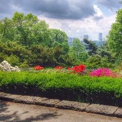 Photo taken at Heather Garden by Scott P. on 5/17/2015