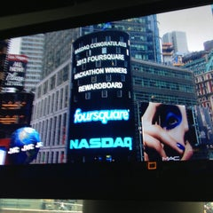 Photo taken at Nasdaq by Steven R. on 4/29/2013