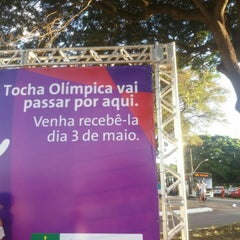Photo taken at Riacho Fundo I by Patricia S. on 5/3/2016