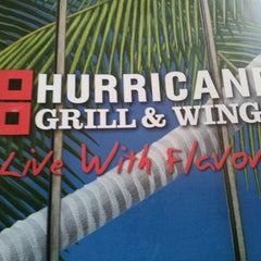 Photo taken at Hurricane Grill & Wings by Stelios S. on 10/16/2013