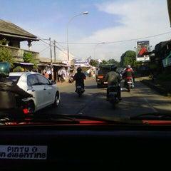 Photo taken at Jalan Raya Lenteng Agung by Alejandro E. on 12/16/2012