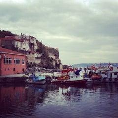 Photo taken at Garipçe Köyü by S P. on 11/6/2012