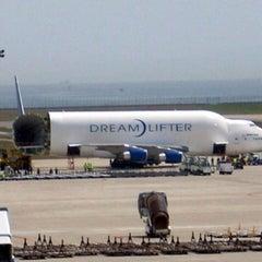 Photo taken at Spirit Aerosystems by Anthony N. on 5/19/2015