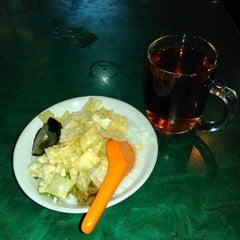 Photo taken at Kafe Biru by Agustinus Hartanto W. on 6/17/2015