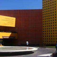 Photo taken at Centro de Convenciones William O. Jenkins by Marco A. on 11/22/2012