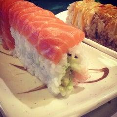 Photo taken at Tokyo Sushi by Blas Y. on 1/31/2013