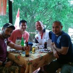 Photo taken at Cafe Roma by Saúl P. on 6/5/2013