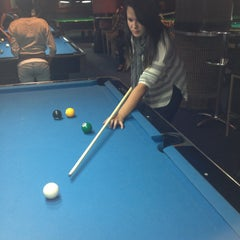 Photo taken at VIP Lounge & Billiards Club by Carolina H. on 3/24/2013
