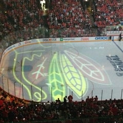 Photo taken at United Center by Bryan E. on 6/23/2013