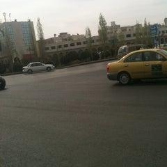 Photo taken at Waha Circle | دوار الواحة by Youssef S. on 4/2/2013