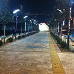 Photo taken at Esenler Metro İstasyonu by Yasin K. on 12/4/2012