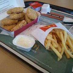 Photo taken at McDonald's by Kayla Z. on 10/30/2012