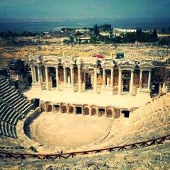 Photo of Pamukkale Antik Tiyatro in Denizli, , TR