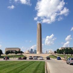 Photo taken at Liberty Memorial by Benjamin N. on 6/27/2015
