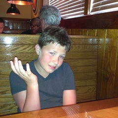 Photo taken at Outback Steakhouse by mikah s. on 6/1/2013