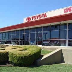 Photo taken at Cowboy Toyota by David T. on 10/30/2012