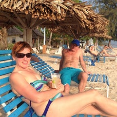 Photo taken at Power Beach Resort by Théo R. on 1/24/2014