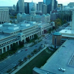 Photo taken at City of Indianapolis by Sam W. on 10/25/2015