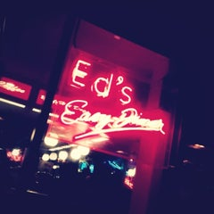 Photo taken at Ed's Easy Diner by Anthony I. on 11/2/2012