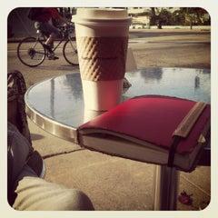 Photo taken at Portfolio Coffeehouse by Brea P. on 11/1/2012
