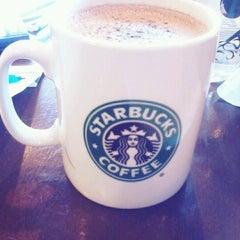 Photo taken at Starbucks by Annie E. on 12/12/2012