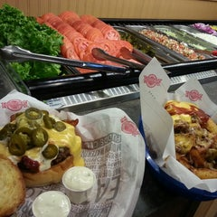 Photo taken at Fuddruckers by Neville W. on 6/20/2013