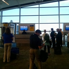 Photo taken at Gate A23 by Gary M. on 8/27/2014