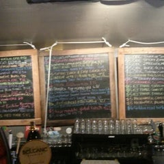 Photo taken at Beer Revolution by clamoring on 12/22/2012