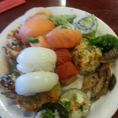 Photo taken at Crazy Buffet by Paul M. on 6/1/2013