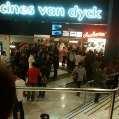 Photo taken at Cines Van Dyck El Tormes by Senyorita S. on 10/22/2013