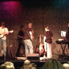 Photo taken at Eddie Owen Presents at Red Clay Theatre by Laura on 9/29/2012