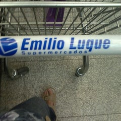 Photo taken at Supermercado Emilio Luque by Vale C. on 11/16/2012