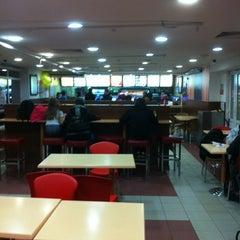Photo taken at KFC by Rinat 👊 K. on 11/5/2012