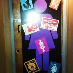 Photo taken at Fubar by Lauren T. on 10/17/2012