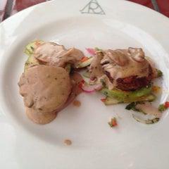 Photo taken at Reata Restaurant by Jamie F. on 12/17/2013