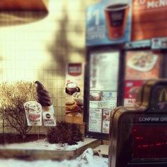 Photo taken at McDonalds by Julia V. on 1/23/2013