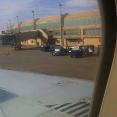 Photo taken at Kansas City International - Terminal B Parking by Chris H. on 11/2/2012