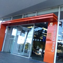 Photo taken at Itaú by Claudio S. on 12/26/2012