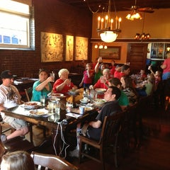 Photo taken at The Old Spaghetti Factory by Owen A. on 7/26/2013