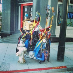Photo taken at Van Ness Ave by Madison K. on 6/12/2013