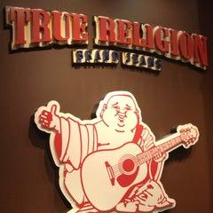 Photo taken at True Religion by Heath R. on 2/26/2013