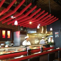 Photo taken at Sushi Avenue on the Square by David H. on 8/31/2013