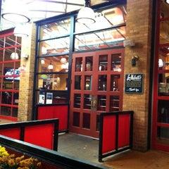 Photo taken at Lou Malnati's Pizzeria by Iya I. on 11/9/2012