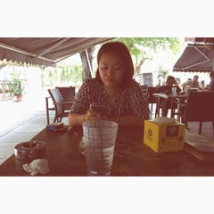 Photo taken at OldTown White Coffee by Adrian L. on 4/17/2015