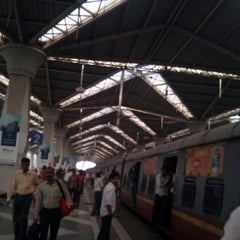 Photo taken at Panvel Railway Station by Sameer M. on 11/6/2012