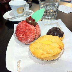Photo taken at Pasticceria Angelo by Saint G. on 2/23/2015